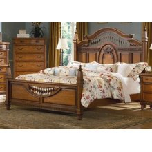 Southern Heritage Spindle Bed