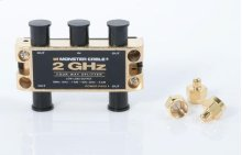 Two Gigahertz Low-Loss RF Splitters for TV and Satellite MKII - 2 Way
