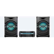 High-Power Home Audio System with Bluetooth® Technology