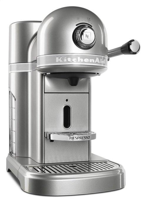 Nespresso® Espresso Maker by KitchenAid® - Sugar Pearl Silver