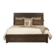 Ruff Hewn Queen Footboard with Slats