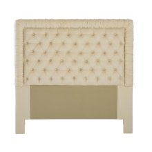 Square Uph Headboard King