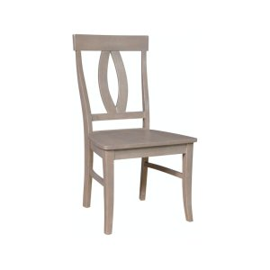 JOHN THOMAS FURNITUREVerona Chair in Taupe Gray