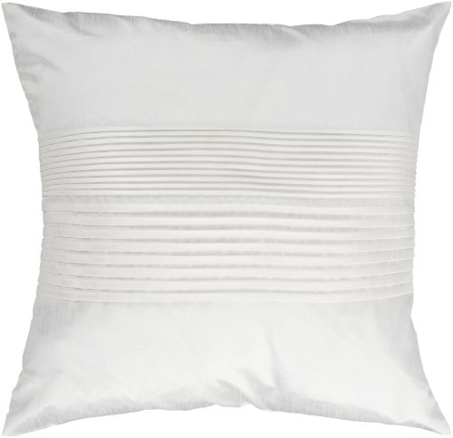 """Solid Pleated HH-017 22"""" x 22"""""""