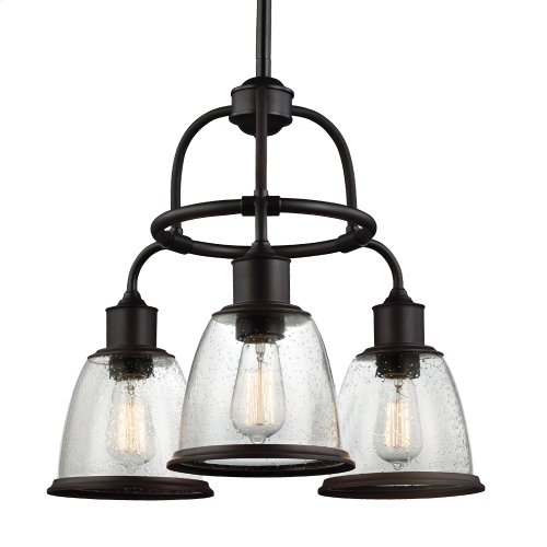 3 - Light Chandelier