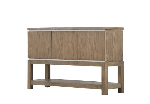 Emerald Home Vista Buffet Weathered Gray D242-60