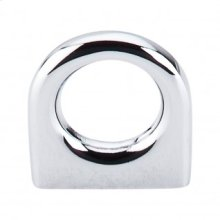 Ring Pull 5/8 Inch (c-c) - Polished Chrome