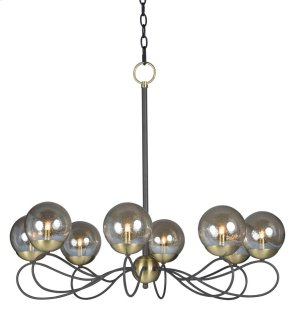 Reverb 8-Light Pendant w/Xenon Bulbs