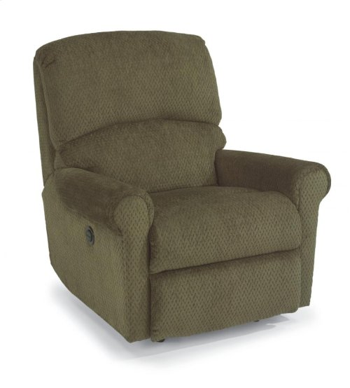 Markham Fabric Power Rocking Recliner