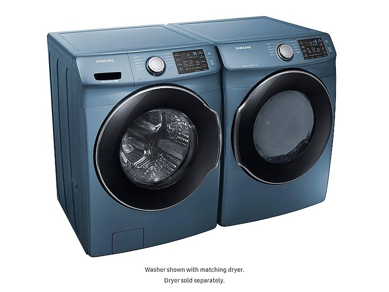 Wf45m5500az Samsung Appliances Wf5500 4 5 Cu Ft Front