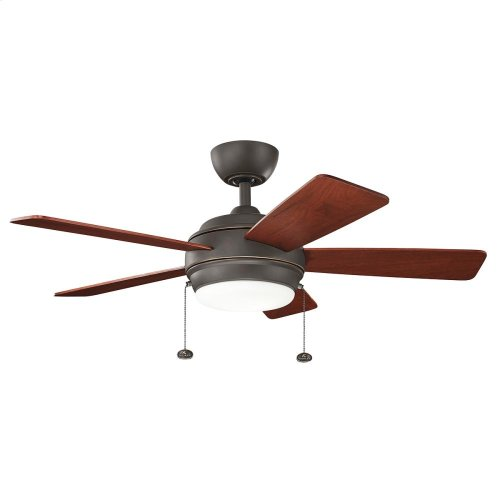 """Starkk Collection 42"""" Starkk LED Ceiling Fan OZ"""