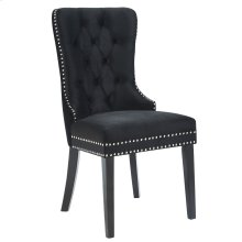 Rizzo Side Chair in Black, 2pk