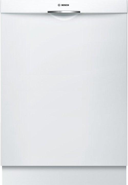 Ascenta DLX Scoop Hndl, 5/5 Cycles, 46 dBA, RckMatic - WH