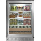 Monogram Stainless Steel Beverage Center Product Image