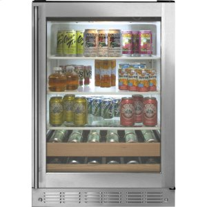 MonogramMonogram Stainless Steel Beverage Center