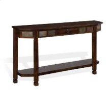 Santa Fe Entry Console Product Image