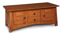 McCoy Cabinet Coffee Table