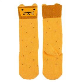 Lion Knee Socks Fits 0-24 Months.
