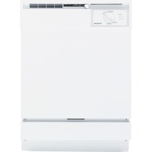 Hotpoint® Built-In Dishwasher - WHITE