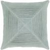"Akira AKA-001 18"" x 18"" Pillow Shell with Down Insert"