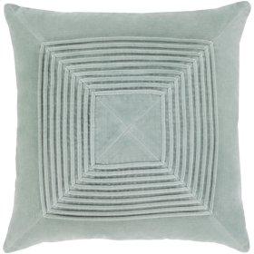 """Akira AKA-001 20"""" x 20"""" Pillow Shell with Down Insert"""