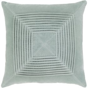 "Akira AKA-001 22"" x 22"" Pillow Shell with Polyester Insert"