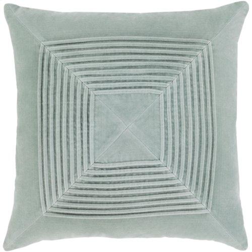 """Akira AKA-001 20"""" x 20"""" Pillow Shell with Polyester Insert"""