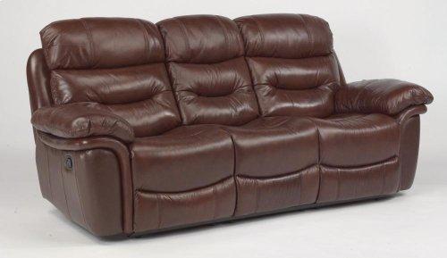 Westport Leather Reclining Sofa