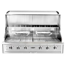 "Precision Series 52"" Built-In Grill"