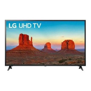 UK6090PUA 4K HDR Smart LED UHD TV - 50'' Class (49.5'' Diag) -