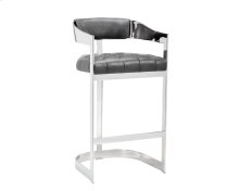Beaumont Barstool - Grey