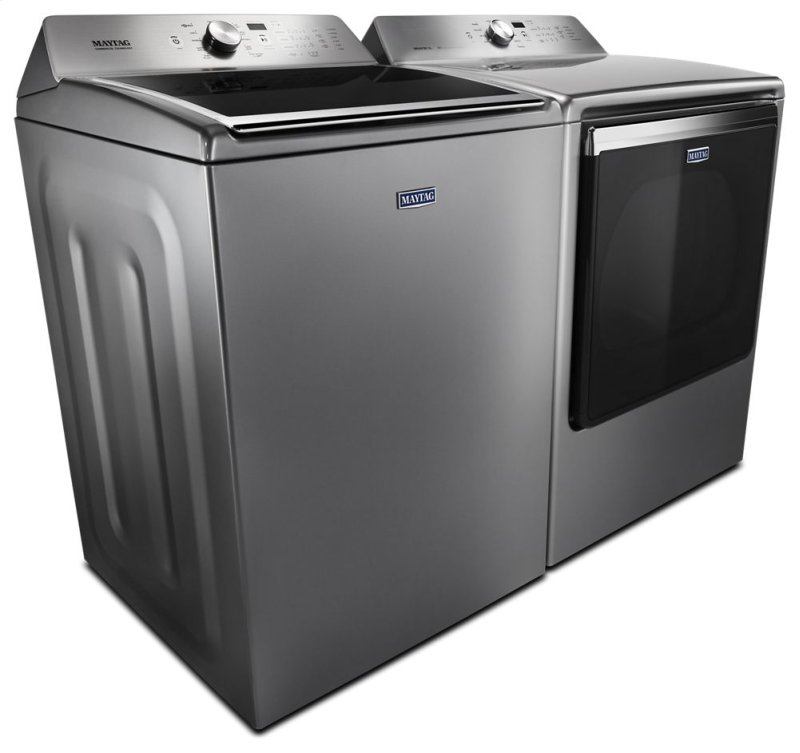Top Load Washer With The Deep Fill Option And Wash Cycle 5 2 Cu