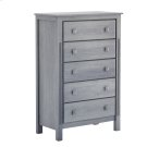 Pembroke Five Drawer Chest Product Image