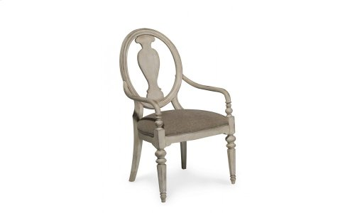 Belmar II Oval Splat Back Side Chair