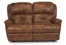 Cruise Control Leather Power Reclining Loveseat