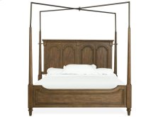 Complete Queen Canopy Bed