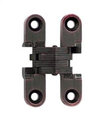 Model 101 Invisible Hinge Oil Rubbed Bronze Lacquered