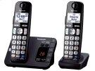 Expandable Cordless Phone with Large Keypad- 2 Handsets Product Image