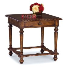 Heirloom Square End Table
