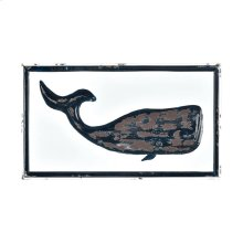 Rock Harbor Wall Decor - Whale