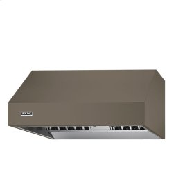 "Stone Gray 48"" Wide 27"" Deep Wall Hood - VWH (27"" deep, 48"" wide)"