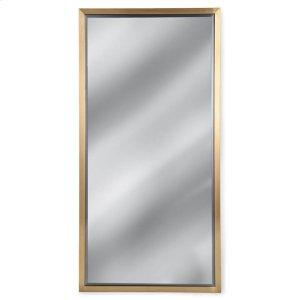 Regina AndrewRectangle Mirror (brass)