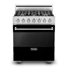"30"" 3 Series Self-Cleaning Dual Fuel Range, Propane Gas"