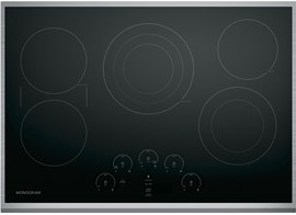 """Monogram 30"""" Electric Cooktop with Touch Control"""