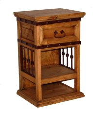 Hierro Iron Night Stand