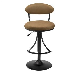 Hillsdale FurnitureVenus Swivel Adjustable Barstool - Bear