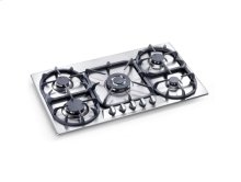 34 5-Burner Cooktop