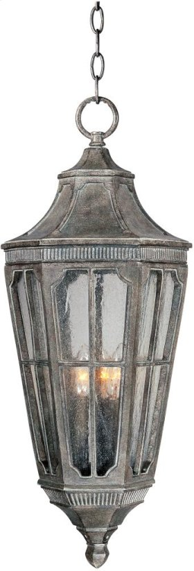 Beacon Hill VX 3-Light Outdoor Hanging Lantern
