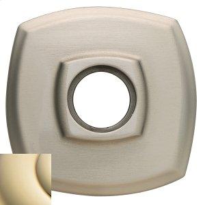 Lifetime Polished Brass 5058 Estate Rose Product Image