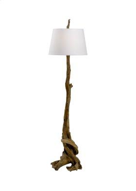 Olmstead Floor Lamp - Oak